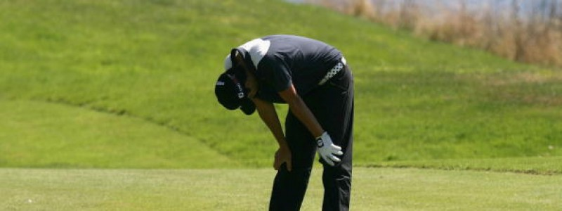 New Zealand PGA Championship - Day Two